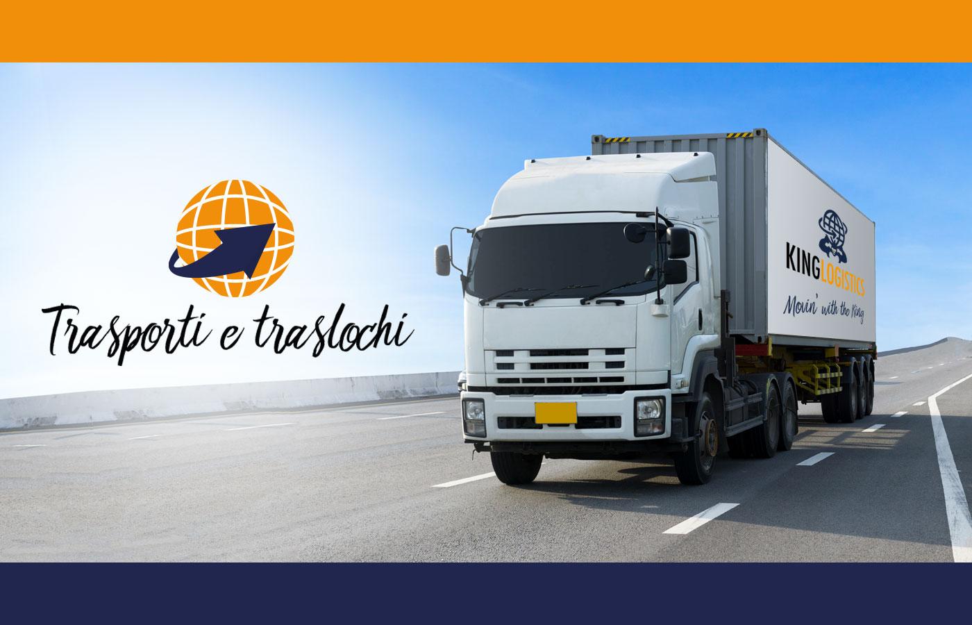 trasporto merci internazionale