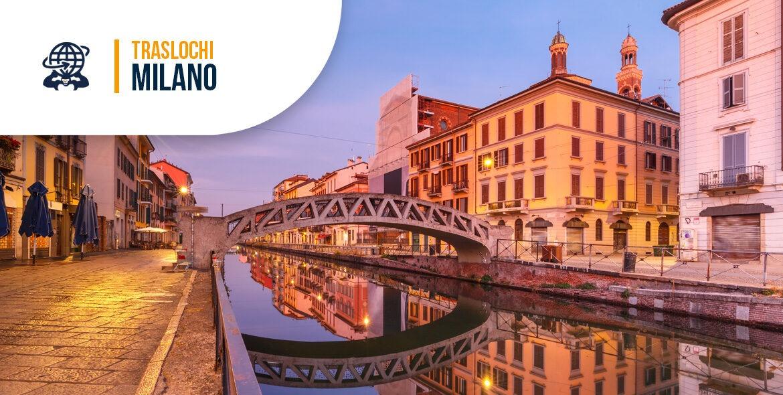 organizzare un trasloco a Milano