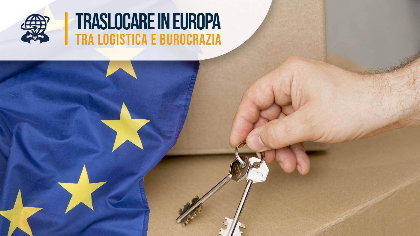 traslocare in europa