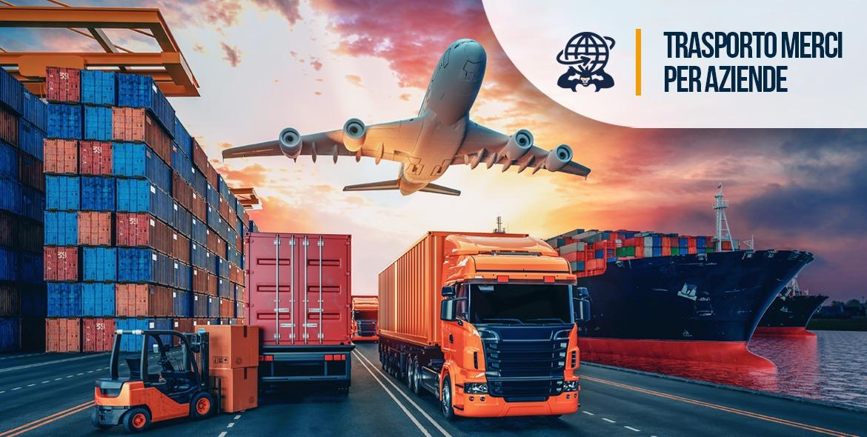 trasporto merci aziende